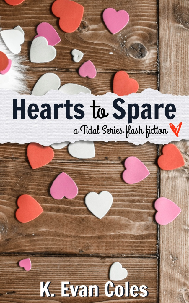 Hearts To Spare Kindle Book Cover 2