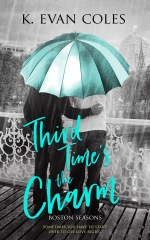 Third Time's The Charm Book Cover