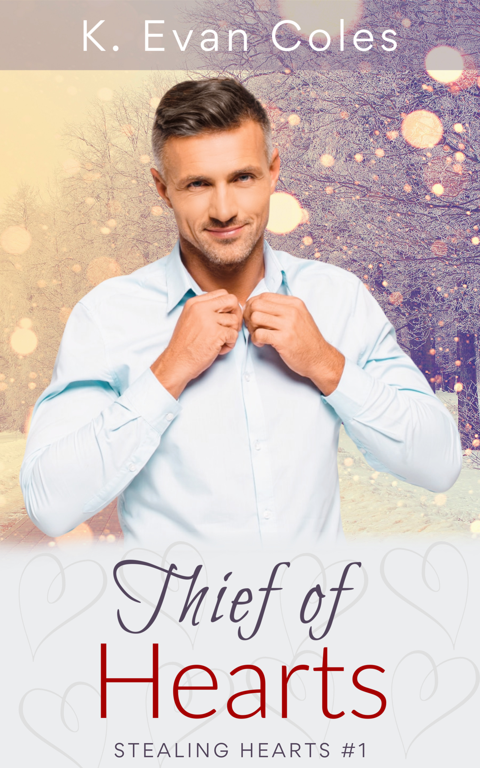 Thief of Hearts Book Cover Updated