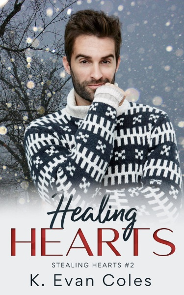 Healing Hearts Book Cover 2020