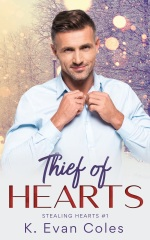 Thief of Hearts Book Cover 2020