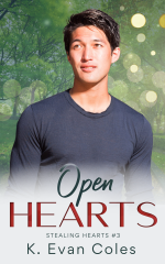 Open Hearts Book Cover 2020